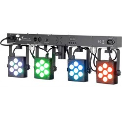 Stairville CLB4 Compact LED...