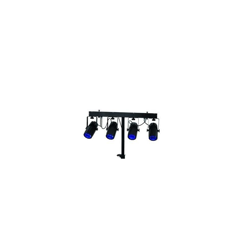 Eurolite LED QDF-Bar incl. Case