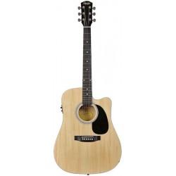 Fender Squier SA 105CE Nat