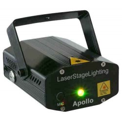 BeamZ Apollo Laser