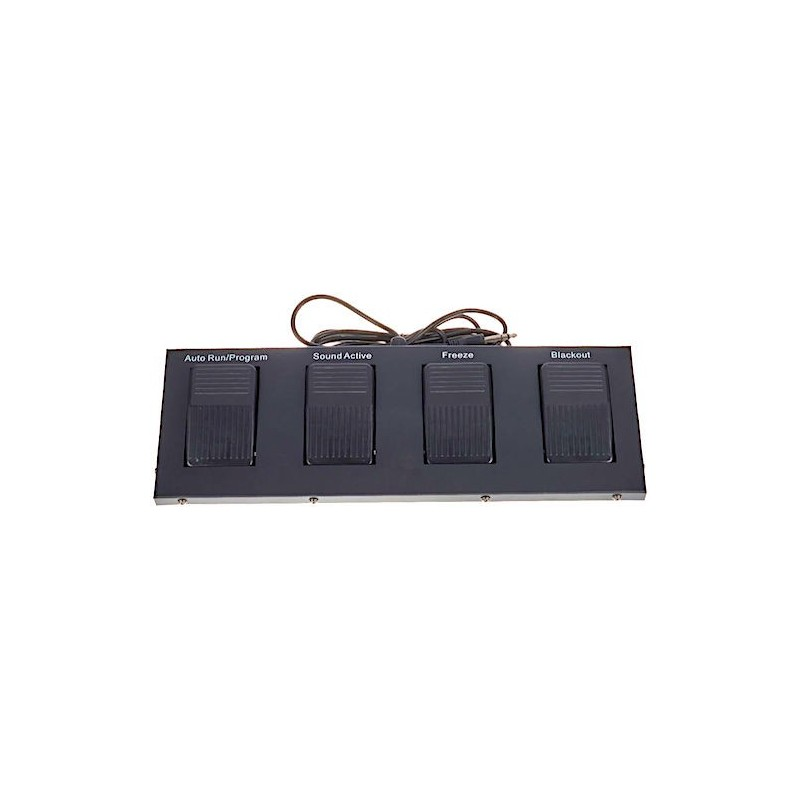 Stairville Pédalier TRI LED