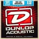 Dunlop Acoustic Bronze 12-54