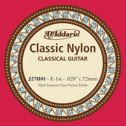 Daddario Classic Nylon 0.029