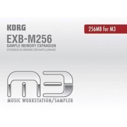 Carte mémoire Korg