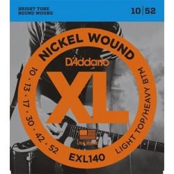 Daddario EXL 140