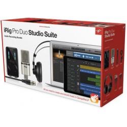 IK Multimedia iRig Pro Duo Studio Suite
