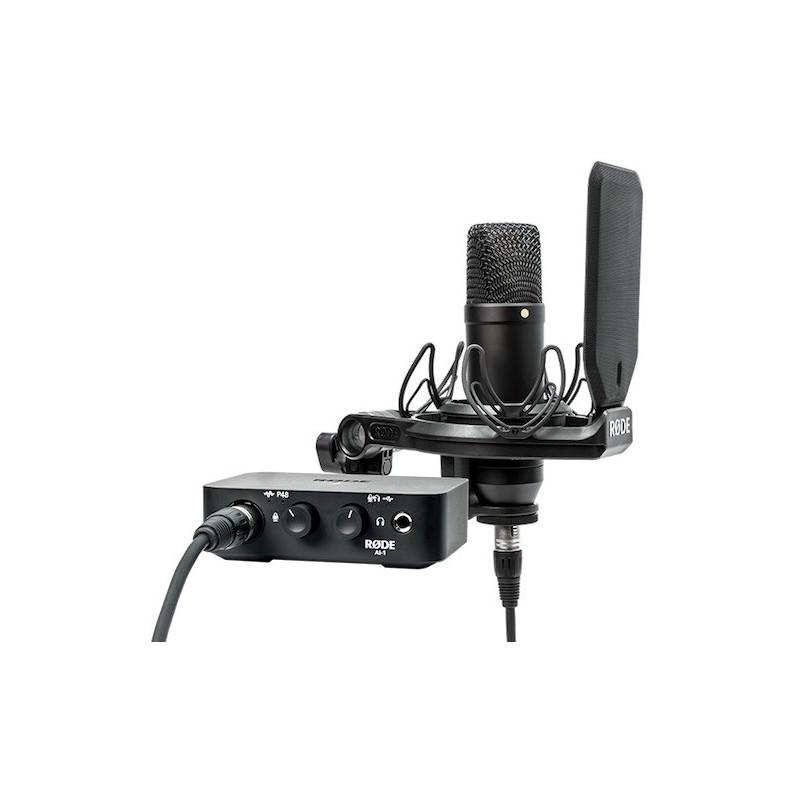 Rode AI-1 Complete Studio Kit