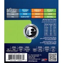 Elixir Optiweb 19007 Super Light 7