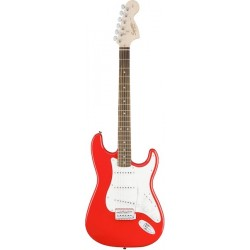 Fender Squier Affinity Race Red