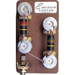 Emerson Custom LP Prewired Kit