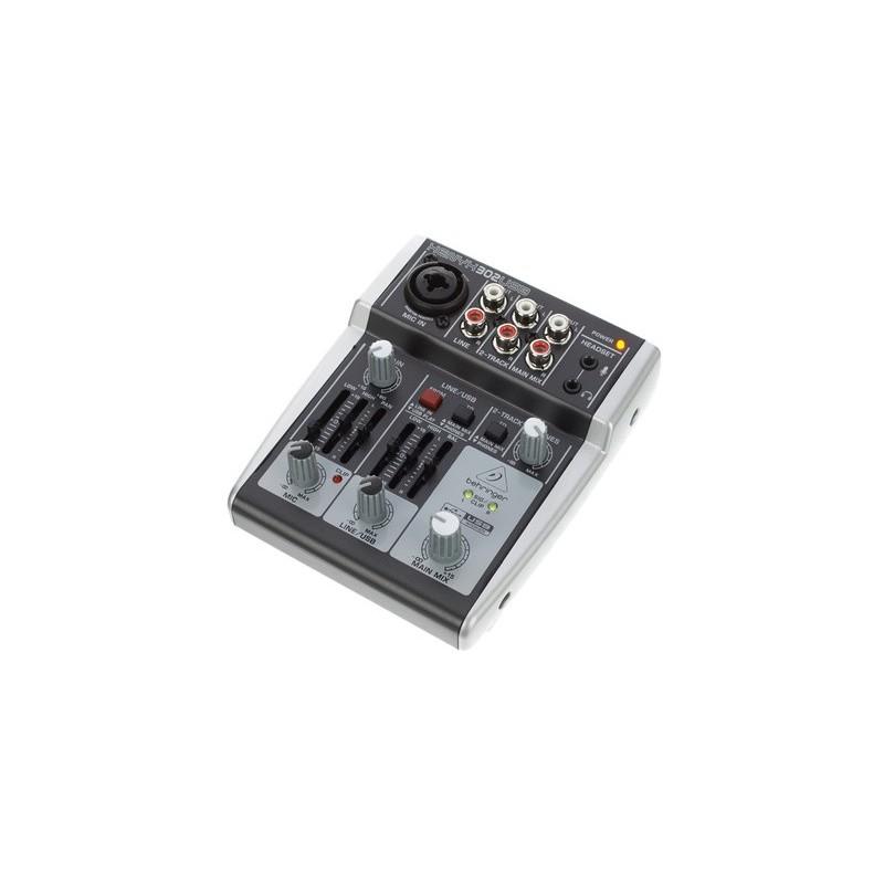 Behringer Xenyx 302 USB
