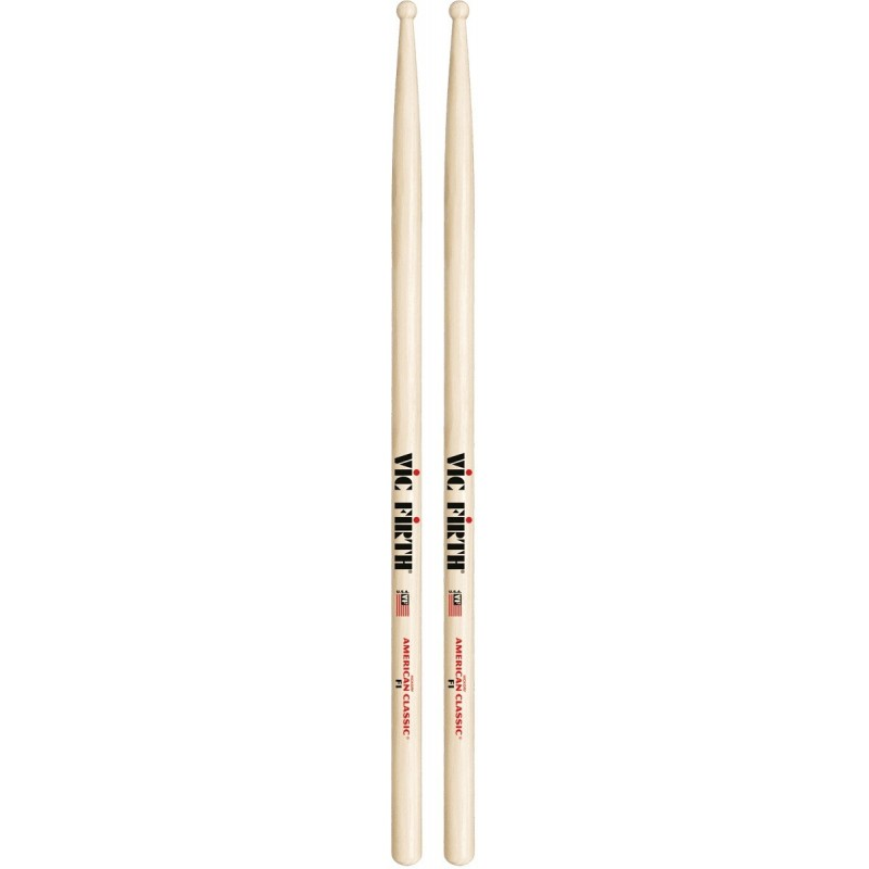 Vic Firth F1 American Classic Hickory