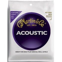 Martin Guitars M170 - 3 Pack