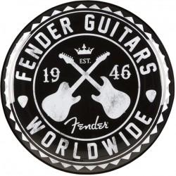 """Fender Worldwide BarStool Bk 30"""""""