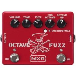 MXR Octave Fuzz Slash Signature Limited