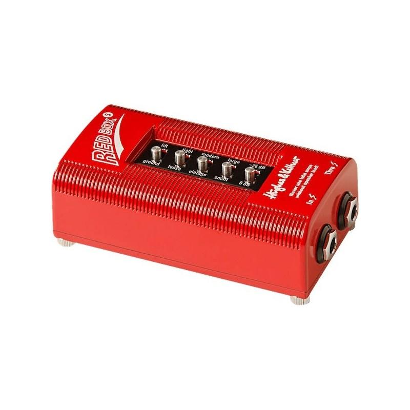 Hughes & Kettner Red Box 5