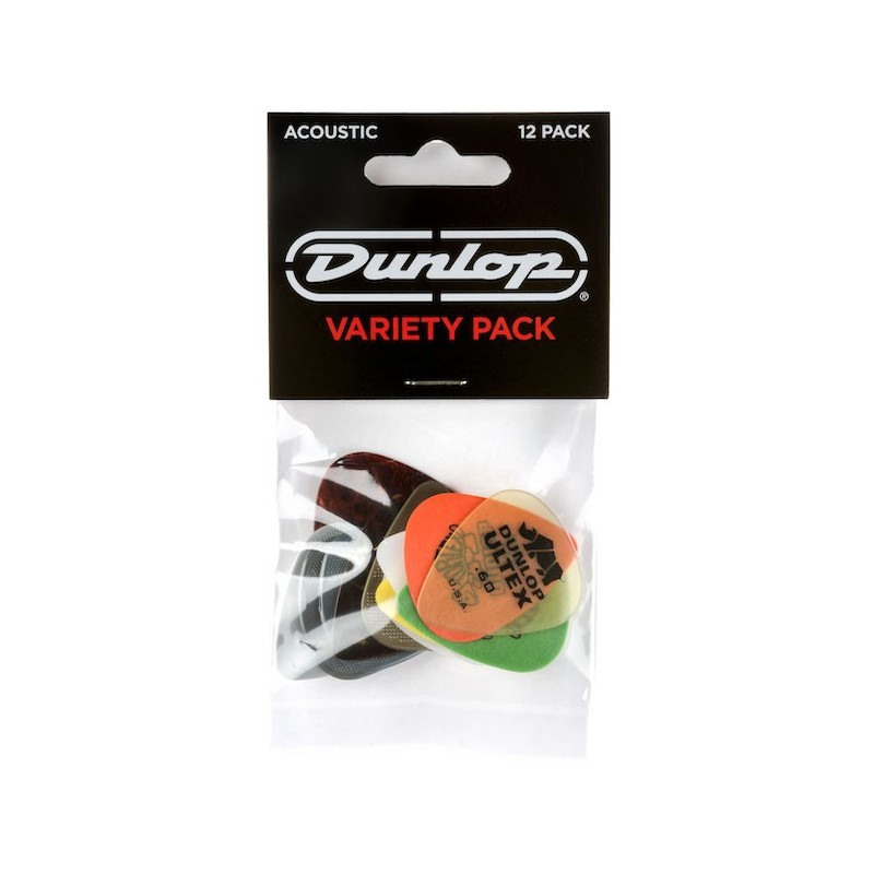 Dunlop Acoustic Variety pack