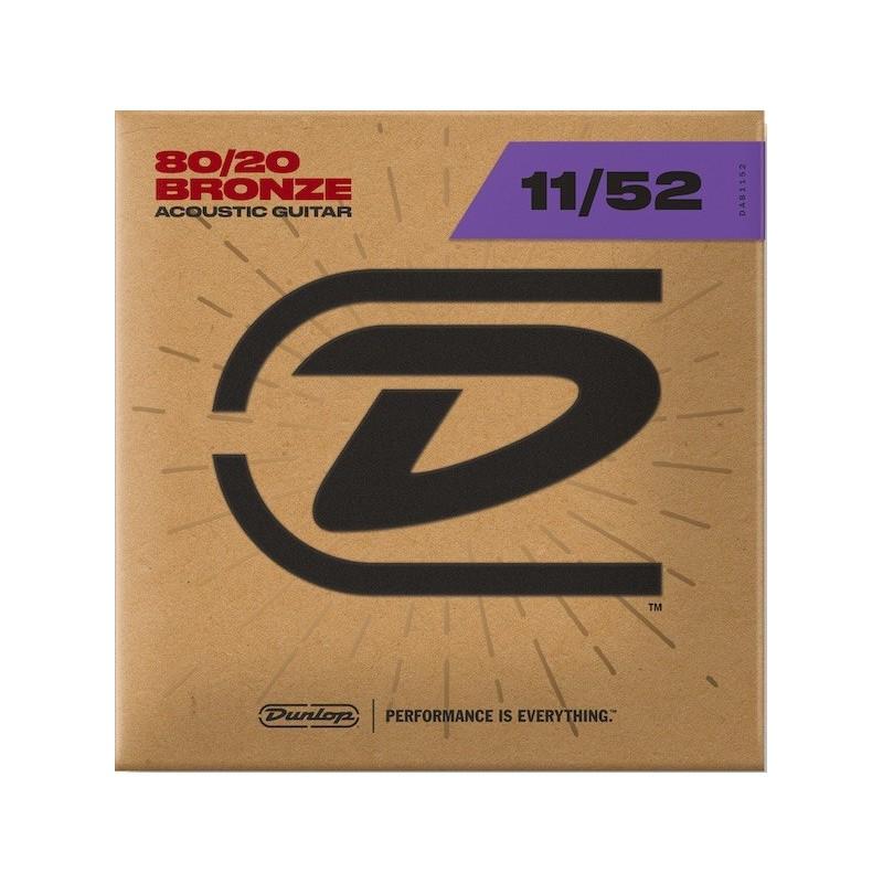 Dunlop 80/20 Bronze 11-52