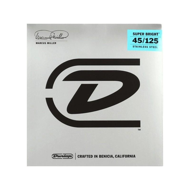 Dunlop Marcus Miller Super Bright