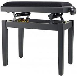 Banc Piano KB-15 Noir Mat
