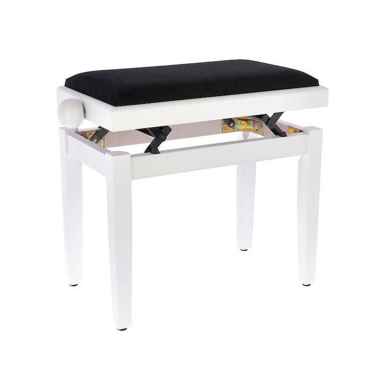 Banc Piano KB-15 blanc Mat
