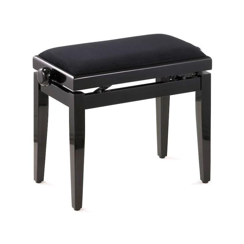 Banc Piano KB-15 Noir Poli