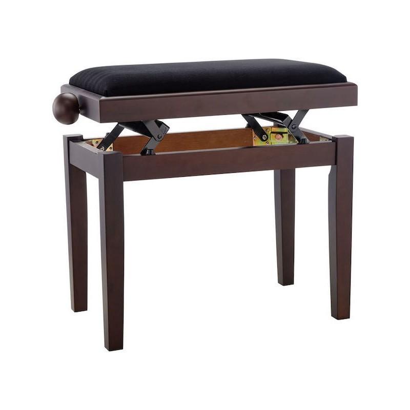 Banc Piano KB-15 Noyer Foncé Mat