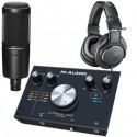 Pack Studio 2x2 AT2020 ATH-M20X