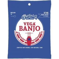 Martin Vega Retro Banjo 740