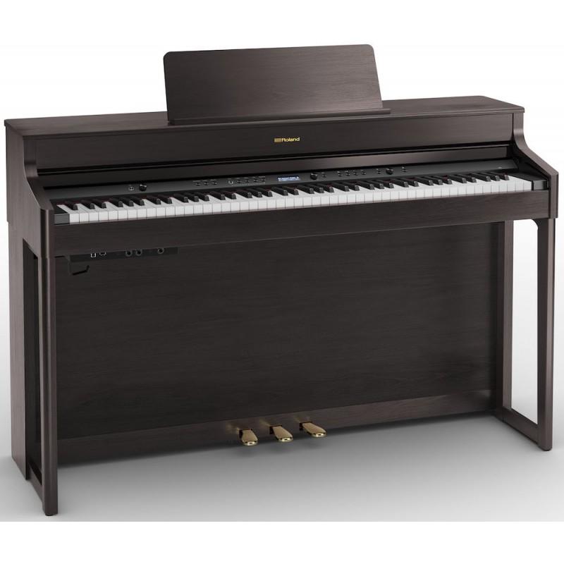 Roland HP702 Dark Rosewood