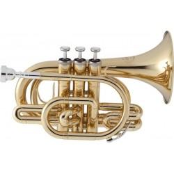 Jupiter JTR710 Pocket Trumpet