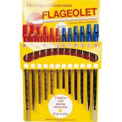 Flageolet Set 12