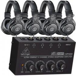 Pack ATH-M30x HA400