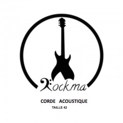 Cordes RockMa Acoustique