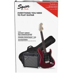 Fender Affinity Stratocaster HSS Pack CAR
