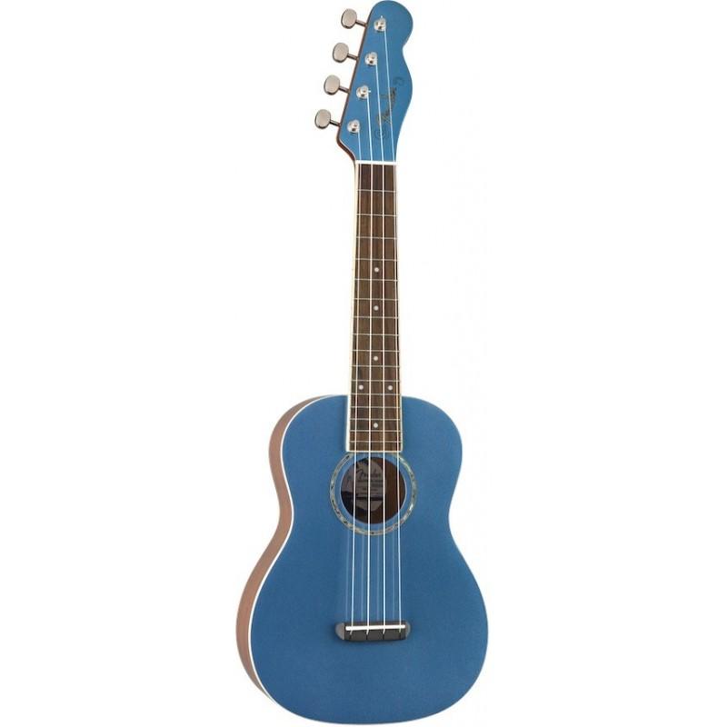 Fender Zuma Classic Concert Ukulele Blue