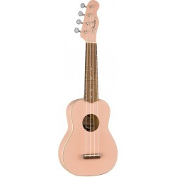 Fender Venice Soprano Pink