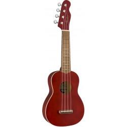 Fender Venice Soprano Cherry