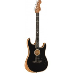 Fender American Acoustasonic Stratocaster Bk