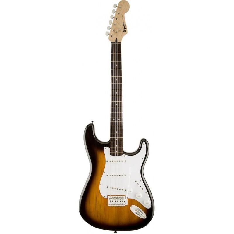 Fender Squier Bullet Stratocaster SSS Sunburst