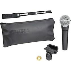 Shure SM58 set