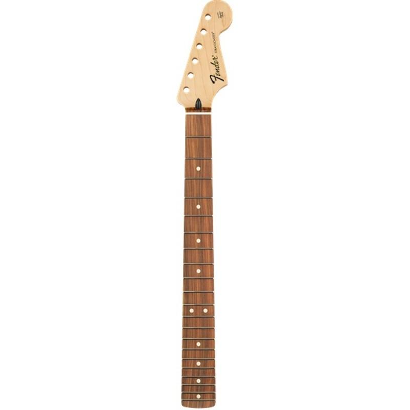 Fender Standard Stratocaster Manche 21 Medium Pau Ferro