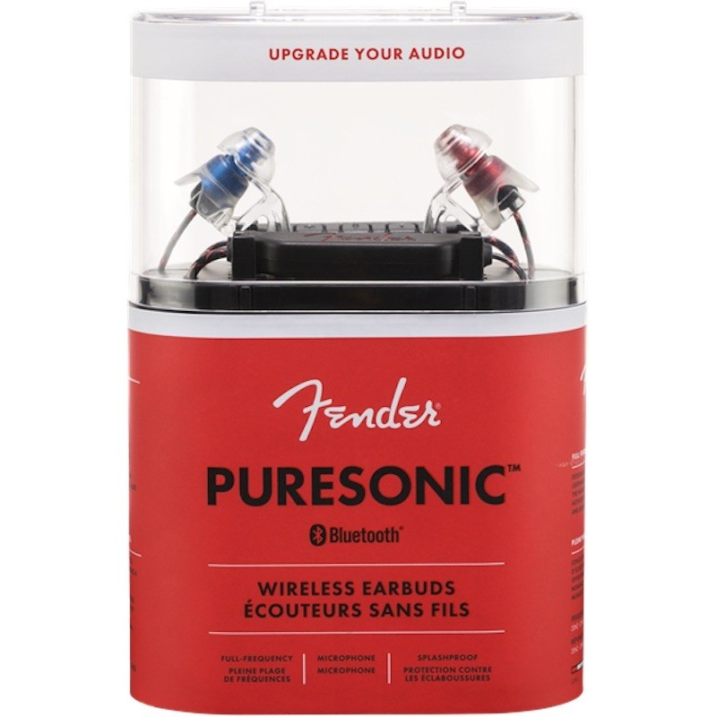 Fender PureSonic Wireless Headphones