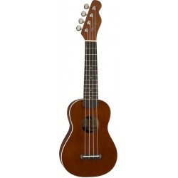 Fender Venice Soprano Ukulele Nat