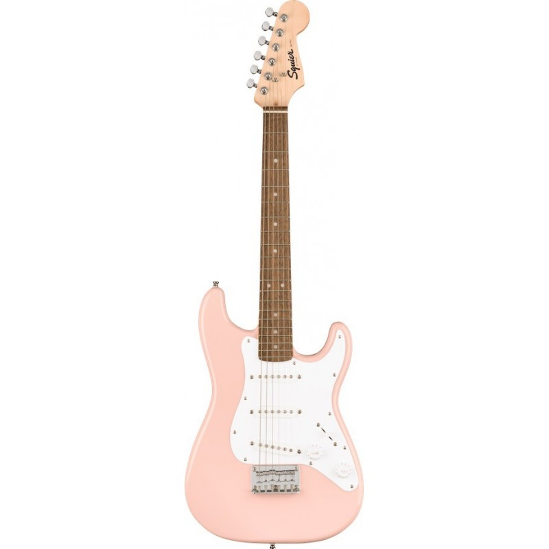 Fender Squier Mini Stratocaster Shell Pink