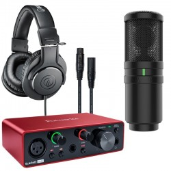 Pack Studio Solo E205 M20x