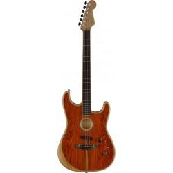 Fender American Acoustasonic Stratocaster Cocobolo