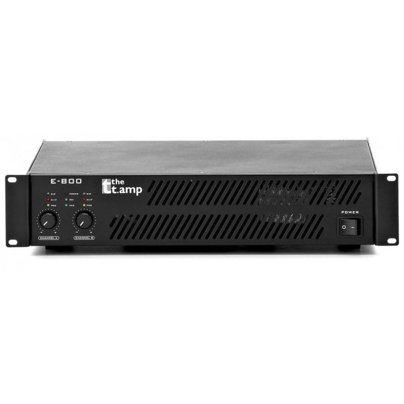 the t.amp E800