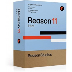 Reason Studio 11 Intro