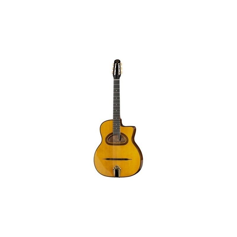 Guitare Jazz Manouche (Django)